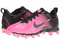 Nike Hyperdiamond 2 Keystone Black Pink Blast Vivid Pink Women's Cleated Shoes