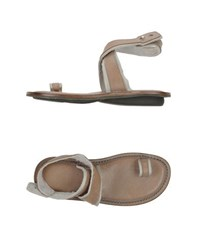 Trippen Footwear Thong Sandals Women