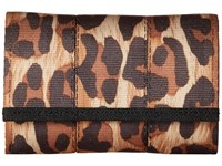 Harveys Seatbelt Bag Snap Wallet Leopard Wallet Handbags Animal Print