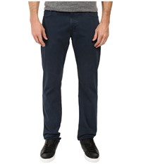 Ag Adriano Goldschmied Graduate Tailored Leg Pants In Sulfur Blue Ridge Sulfur Blue Ridge Men's Casual Pants Black