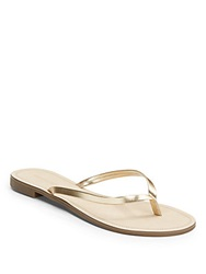 Saks Fifth Avenue Glory Thong Sandals