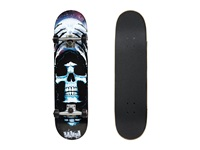 Blind Reaper Cross Complete Black Skateboards Sports Equipment