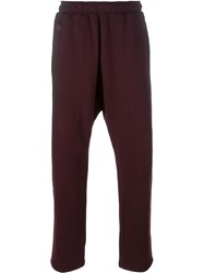Silent Damir Doma 'Phoebus' Track Pants Red