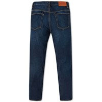 Hawksmill Denim Co. Slim Tapered Jean Blue
