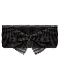 Styleandco. Style And Co. Mesh Bow Clutch Only At Macy's Black