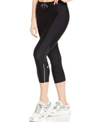 Roxy Relay Active Capri Leggings Black