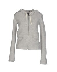 Woolrich Knitwear Cardigans Women Light Grey