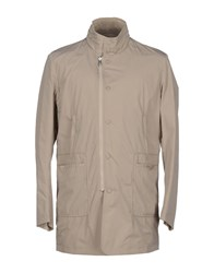 Montecore Coats And Jackets Jackets Men Beige
