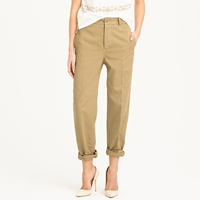 J.Crew Broken In Boyfriend Chino