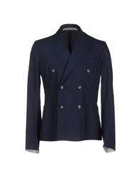 Alice San Diego Suits And Jackets Blazers Men Dark Blue