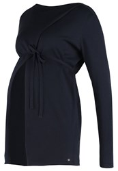 Esprit Maternity Cardigan Night Blue Dark Blue