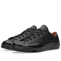 Converse Chuck Taylor 1970S Ox Embossed Floral Black