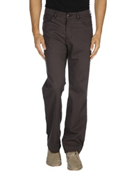 Trussardi Jeans Casual Pants Dark Brown