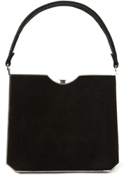 Otherwise Small Structured Tote Black