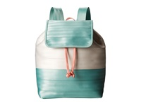 Harveys Seatbelt Bag Berkeley Backpack Mint Peach Backpack Bags Multi