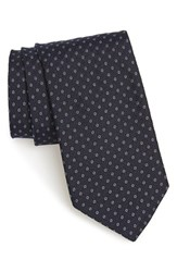 Men's Todd Snyder White Label Silk Tie Midnight