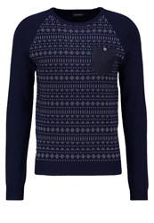 Kaporal Nobey Jumper Navy Dark Blue