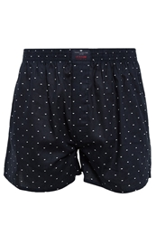 Tom Tailor Boxer Shorts Navy Dark Blue