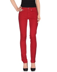 Love Moschino Jeans Red
