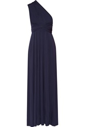 Tart Collections Infinity Stretch Modal Jersey Maxi Dress Blue
