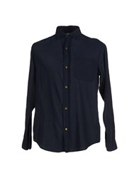 Current Elliott Shirts Shirts Men Dark Blue
