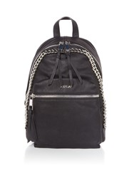 Replay Leather Bag Black