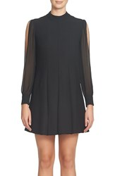 Cynthia Steffe Women's Split Sleeve Shift Dress