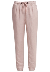 S.Oliver Smart Hipster Trousers Powder Peach Apricot