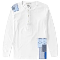 Junya Watanabe Man X Merz B Customised Henley White