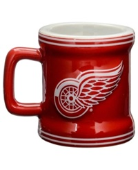 Boelter Brands Detroit Red Wings 2 Oz. Mini Mug Shot Glass Team Color