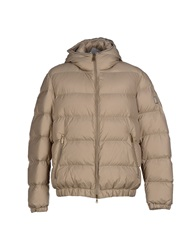 Geospirit Down Jackets Light Grey