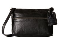Cowboysbelt Ennis Black Cross Body Handbags