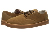 Emerica The Romero Laced Brown Gum Brown Men's Skate Shoes Tan