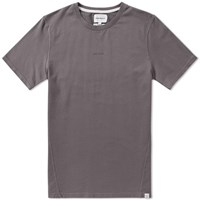 Norse Projects James Dry Cotton Tee Grey