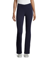 Eileen Fisher Stretch Jersey Yoga Pants Women's Midnight