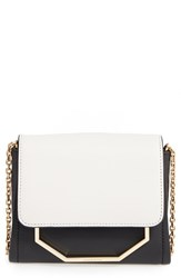 Louise Et Cie 'Towa Micro' Colorblock Leather Bag
