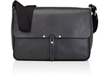 Ghurka Men's Cross Messenger Bag Black