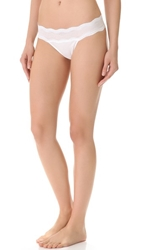 Cosabella Dolce Thong White