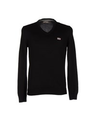 Napapijri Knitwear Jumpers Men Black