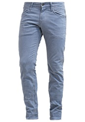 Meltin Pot Martin Relaxed Fit Jeans Blue