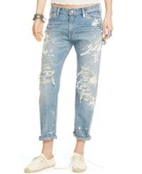 Denim And Supply Ralph Lauren Clayton Boyfriend Jeans