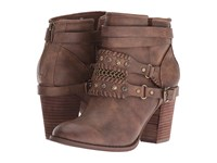 Not Rated Nae Nae Brown Women's Boots