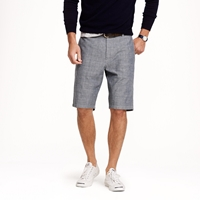 J.Crew 10.5' Club Short In Japanese Chambray