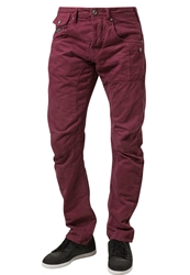 Jack And Jones Jack And Jones Stan Relaxed Fit Jeans Port Royale Bordeaux