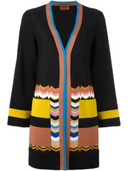Missoni V Neck Cardigan Black