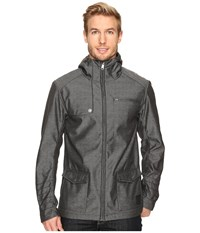 Outdoor Research Oberland Hooded Jacket Charcoal Men's Coat Gray