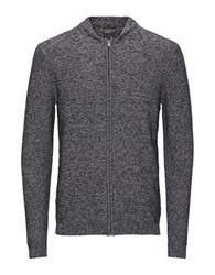 Jack And Jones Jorsky Knit Cardigan Black