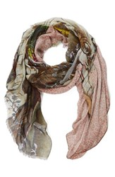 Yigal Azrouel Women's Print Modal And Cashmere Scarf