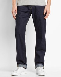 Carhartt Faded Blue Otero Marlow Straight Fit Trousers