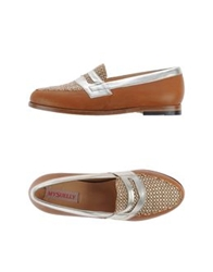 Mysuelly Moccasins Tan
